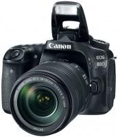 Фото - Фотоаппарат Canon EOS 80D  kit 18-135