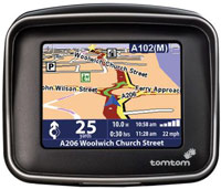 GPS-навигатор TomTom Rider