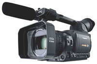 Видеокамера Panasonic AG-HVX204
