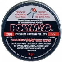 Пули и патроны JSB Predator Polymag 4.5 mm 0.87 g 200 pcs