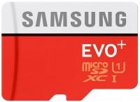 Карта памяти Samsung EVO Plus microSDXC UHS-I 64Gb