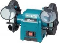 Фото - Точильно-шлифовальный станок Makita GB602
