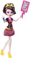 Кукла Monster High Save Frankie! Draculaura CBX40