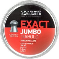 Кулі й патрони JSB Exact Jumbo Diabolo 5.5 mm 1.03 g 500 pcs