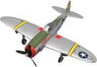 Радиоуправляемый самолет Dynam Republic P-47 Thunderbolt