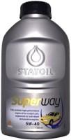 Моторное масло Statoil Superway 5W-40 1л