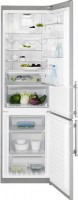 Холодильник Electrolux EN 3886 MOX нержавеющая сталь