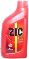 Трансмиссионное масло ZIC ATF Multi Vehicle 1л