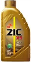 Моторное масло ZIC X9 LS 5W-40 Diesel 1л