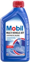 Фото - Трансмиссионное масло MOBIL ATF Multi-Vehicle 1L 1л