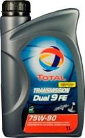 Фото - Трансмиссионное масло Total Transmission Dual 9 FE 75W-90 1л