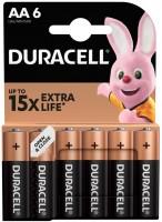 Аккумулятор / батарейка Duracell  6xAA MN1500