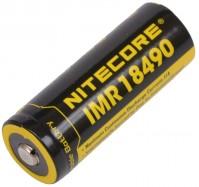 Аккумуляторная батарейка Nitecore NL18490 1100 mAh