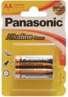 Фото - Аккумулятор / батарейка Panasonic Power  2xAA