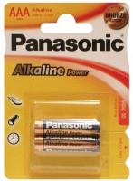 Фото - Аккумулятор / батарейка Panasonic Power  2xAAA