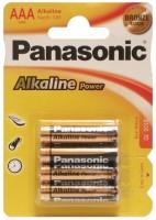 Фото - Аккумулятор / батарейка Panasonic Power  4xAAA