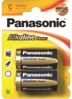 Фото - Аккумуляторная батарейка Panasonic Power 2xC