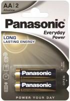 Фото - Аккумулятор / батарейка Panasonic Everyday Power  2xAA