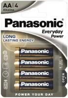 Фото - Аккумулятор / батарейка Panasonic Everyday Power  4xAA