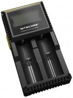 Зарядка аккумуляторных батареек Nitecore Digicharger D2