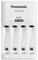 Фото - Зарядка аккумуляторных батареек Panasonic Eneloop Basic BQ-CC51E