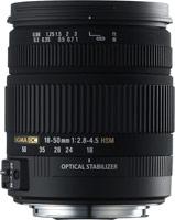 Объектив Sigma AF 18-50mm F2.8-4.5 DC OS HSM