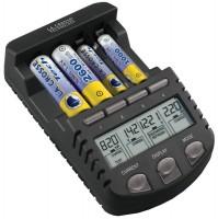Зарядка аккумуляторных батареек La Crosse BC-1000