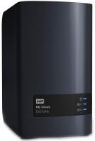 NAS сервер WD My Cloud EX2 Ultra