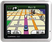 GPS-навигатор Garmin Nuvi 1250