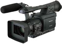 Фото - Видеокамера Panasonic AG-HPX174