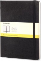 Блокнот Moleskine Squared Notebook Extra Large Black