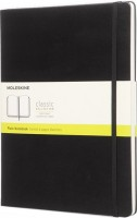 Блокнот Moleskine Plain Notebook Extra Large Black