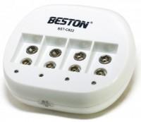 Зарядка аккумуляторных батареек Beston BST-C822