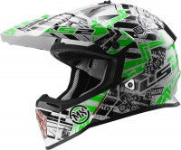 Мотошлем LS2 MX437 Fast