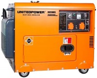Электрогенератор United Power DG5500SE