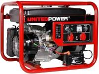 Фото - Электрогенератор United Power GG4500E
