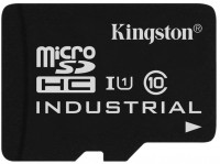 Фото - Карта памяти Kingston Industrial Temperature microSDHC UHS-I  32 ГБ