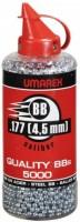 Пули и патроны Umarex Quality BBs 0.45 mm 0.36 g 5000 pcs