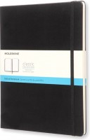 Блокнот Moleskine Dots Notebook Extra Large Black