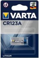 Аккумулятор / батарейка Varta  1xCR123A