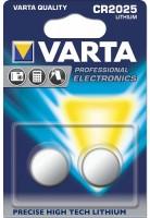 Аккумуляторная батарейка Varta  2xCR2025