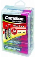 Фото - Аккумулятор / батарейка Camelion Plus  12xAA LR6-PBH12