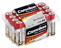 Фото - Аккумулятор / батарейка Camelion Plus  24xAA LR6-PB24