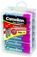 Аккумулятор / батарейка Camelion Plus  12xAAA LR03-PBH12
