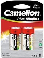 Аккумуляторная батарейка Camelion Plus 2xC LR14-BP2