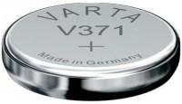 Аккумуляторная батарейка Varta 1xV371
