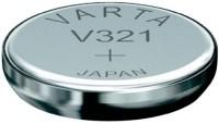 Аккумуляторная батарейка Varta 1xV321