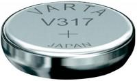 Аккумуляторная батарейка Varta 1xV317