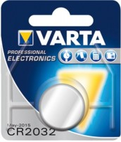 Фото - Аккумулятор / батарейка Varta  1xCR2032