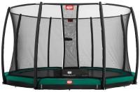 Фото - Батут Berg InGround Favorit 430 Safety Net Deluxe